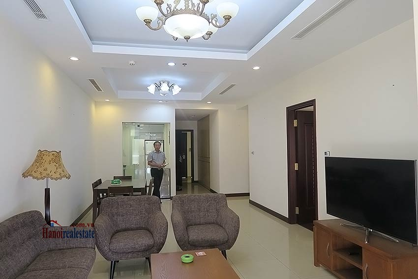 Fully furnished 02BRs apartment to lease at Royal City Hanoi 5