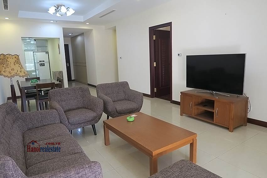 Fully furnished 02BRs apartment to lease at Royal City Hanoi 6