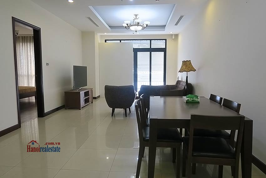 Fully furnished 02BRs apartment to lease at Royal City Hanoi 8