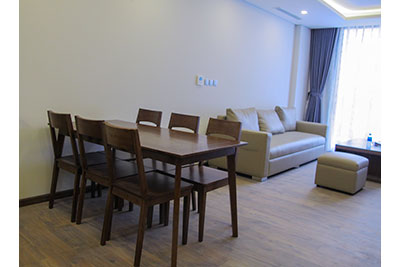 Fully furnished 03BRs apartment in Ngoai Giao Doan, Fully furnished