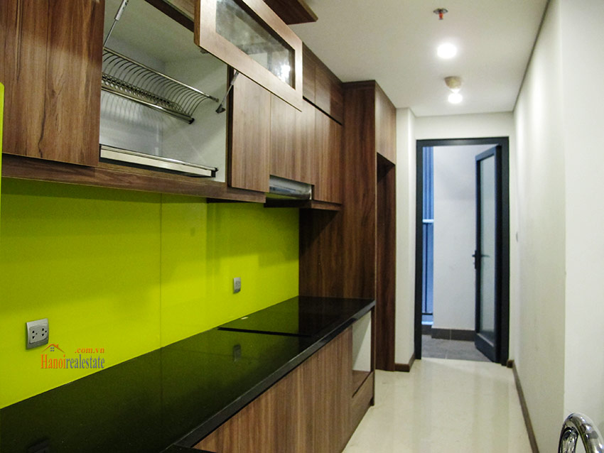 Fully furnished 03BRs apartment in Ngoai Giao Doan, Fully furnished 13