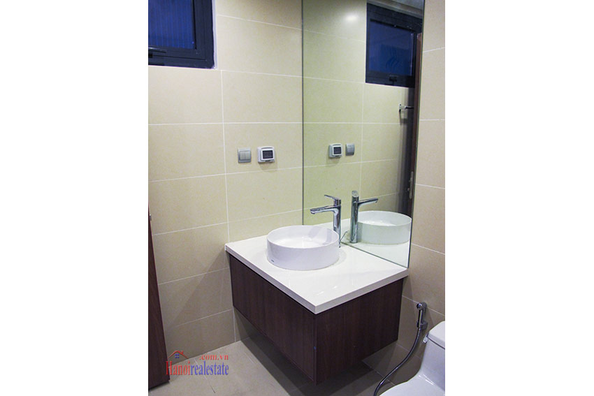 Fully furnished 03BRs apartment in Ngoai Giao Doan, Fully furnished 15