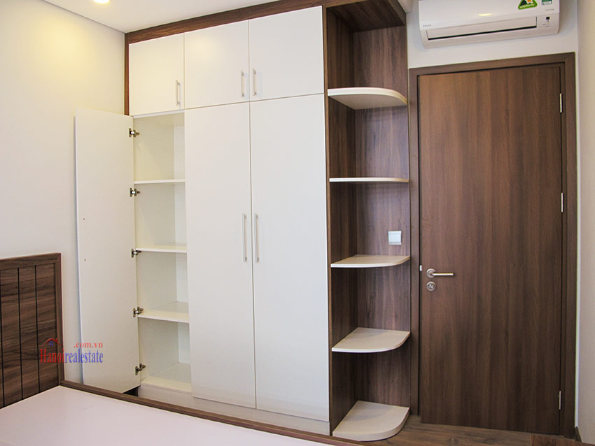 Fully furnished 03BRs apartment in Ngoai Giao Doan, Fully furnished 19