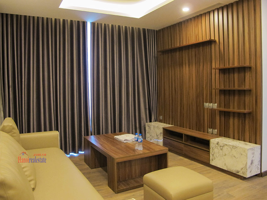 Fully furnished 03BRs apartment in Ngoai Giao Doan, Fully furnished 2
