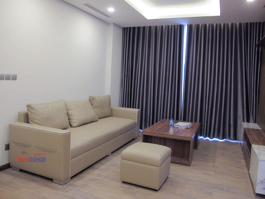 Fully furnished 03BRs apartment in Ngoai Giao Doan, Fully furnished 3