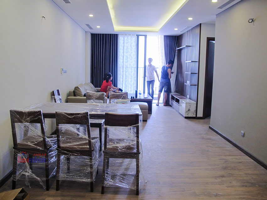 Fully furnished 03BRs apartment in Ngoai Giao Doan, Fully furnished 5
