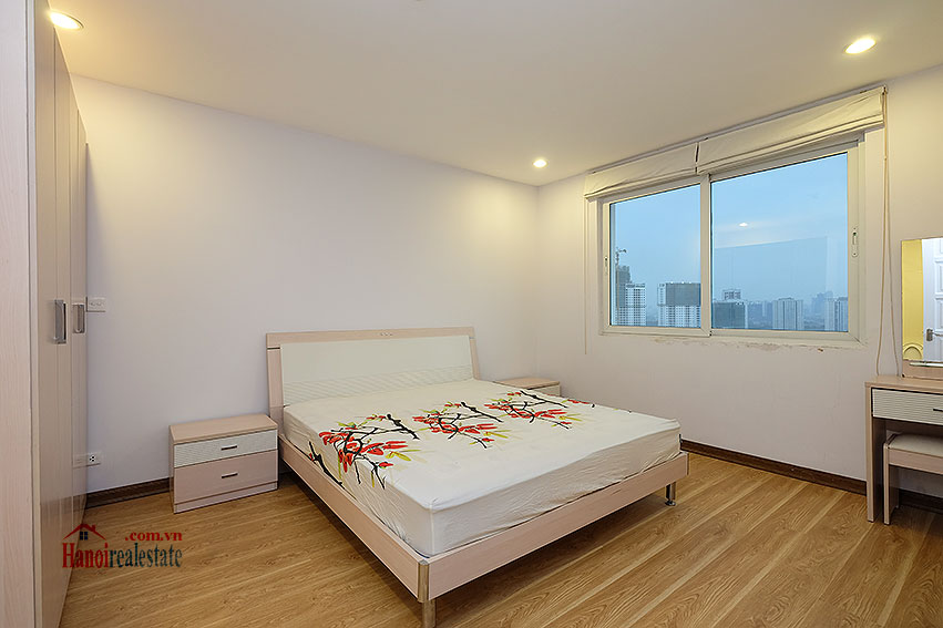 Fully furnished 04BRs duplex penthouse in E5 Ciputra, affordable 10