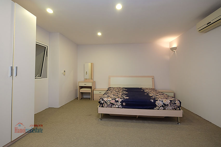 Fully furnished 04BRs duplex penthouse in E5 Ciputra, affordable 15