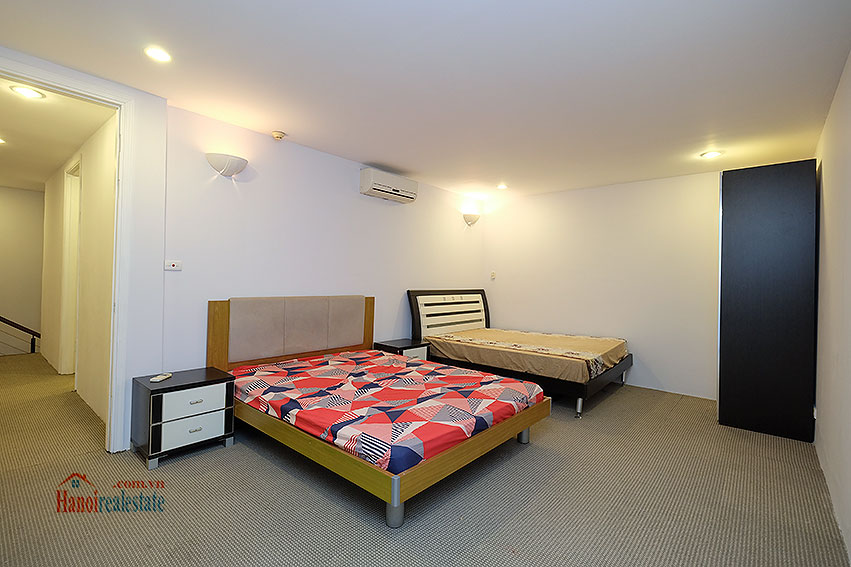 Fully furnished 04BRs duplex penthouse in E5 Ciputra, affordable 16