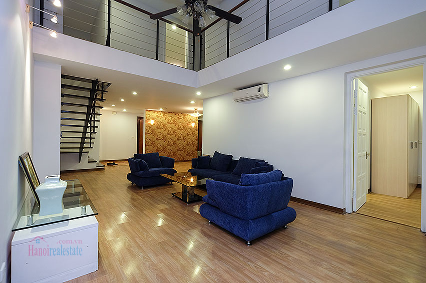 Fully furnished 04BRs duplex penthouse in E5 Ciputra, affordable 2