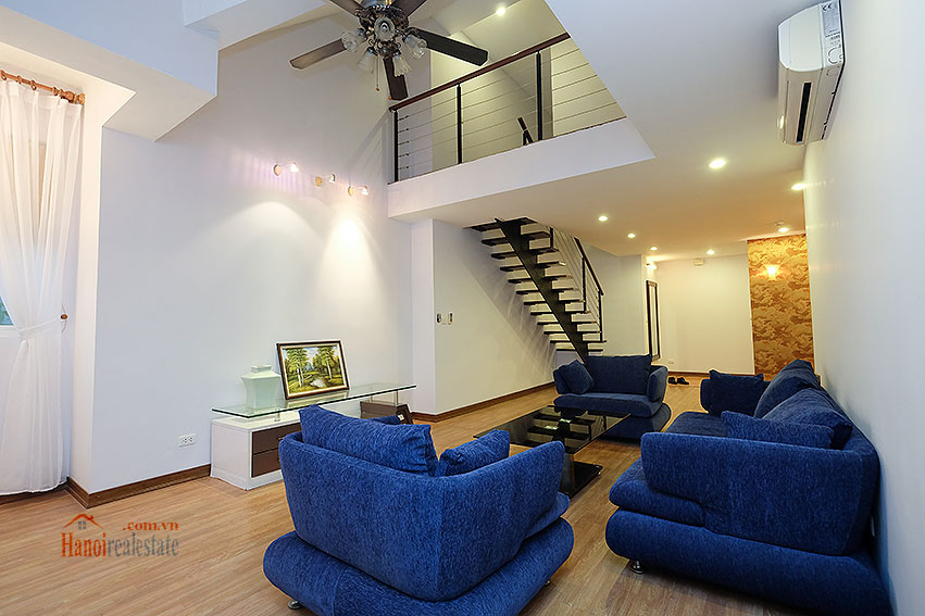 Fully furnished 04BRs duplex penthouse in E5 Ciputra, affordable 4