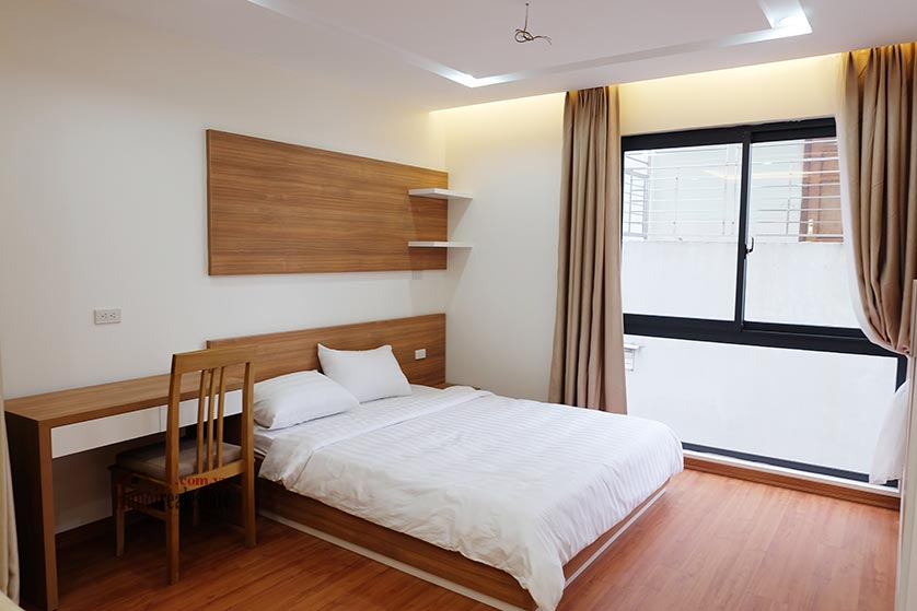 Fully furnished apartment for lease in Dao Tan, Ba Dinh 10