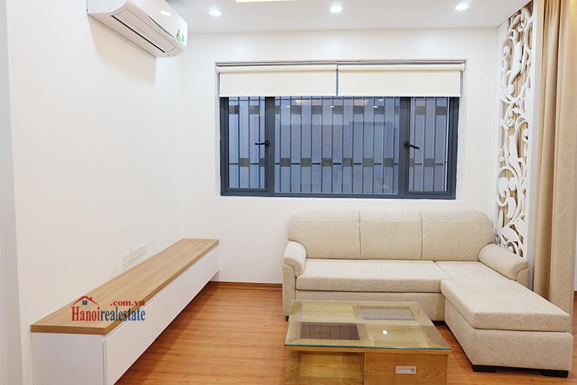 Fully furnished apartment for lease in Dao Tan, Ba Dinh 3