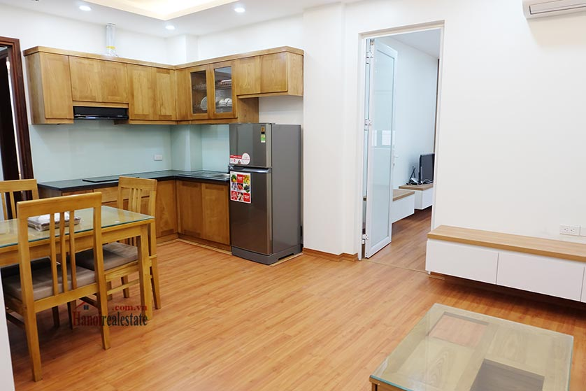 Fully furnished apartment for lease in Dao Tan, Ba Dinh 5