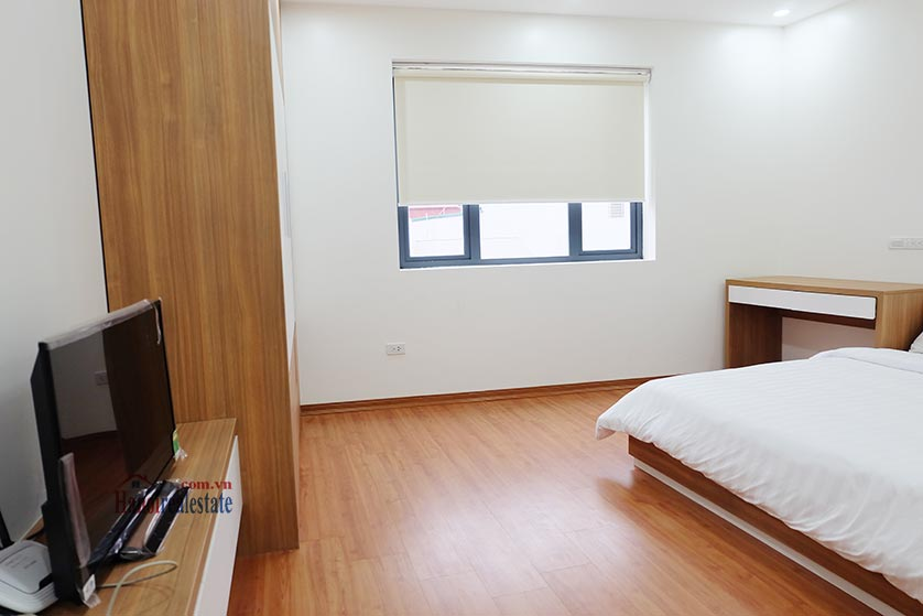 Fully furnished apartment for lease in Dao Tan, Ba Dinh 9