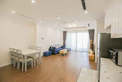Fully furnished apartment for rent at Sunshine Riverside, Tay Ho