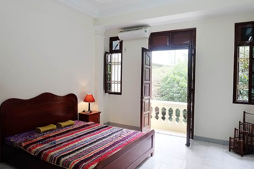 Furnished 03 bedroom house to rent in Hoan Kiem with terrace 10