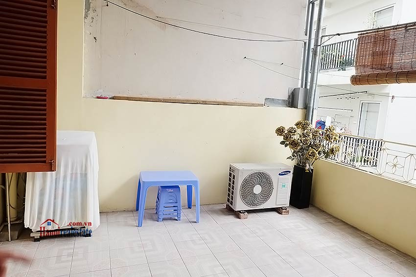 Furnished 03 bedroom house to rent in Hoan Kiem with terrace 16