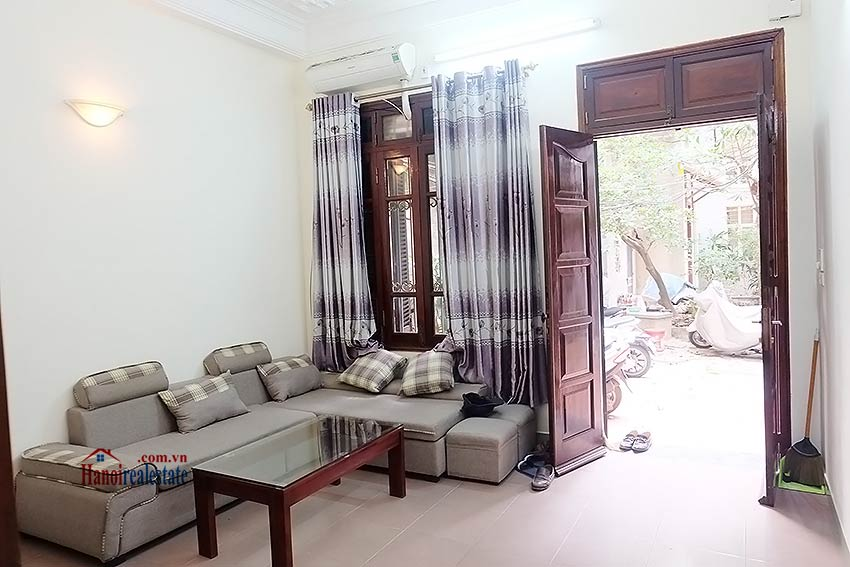Furnished 03 bedroom house to rent in Hoan Kiem with terrace 3