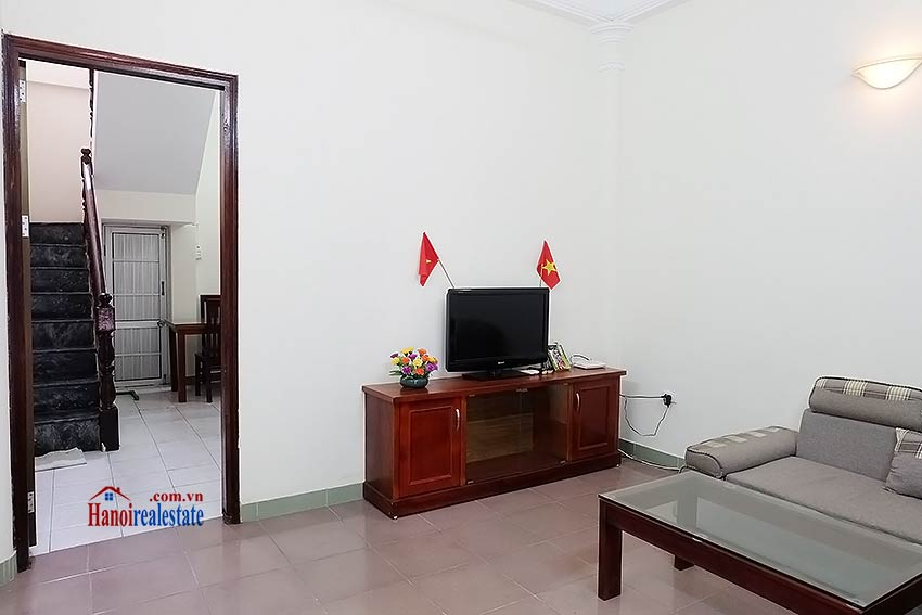 Furnished 03 bedroom house to rent in Hoan Kiem with terrace 4