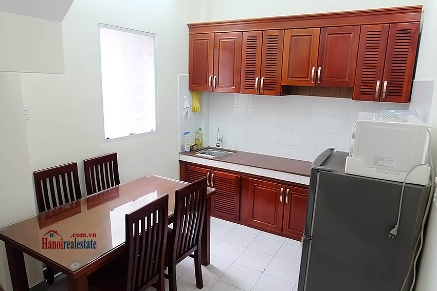 Furnished 03 bedroom house to rent in Hoan Kiem with terrace 6