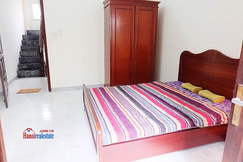 Furnished 03 bedroom house to rent in Hoan Kiem with terrace 9