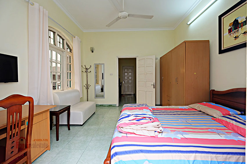 Furnished 4-bedroom house in Tay Ho-WestLake for rent 7
