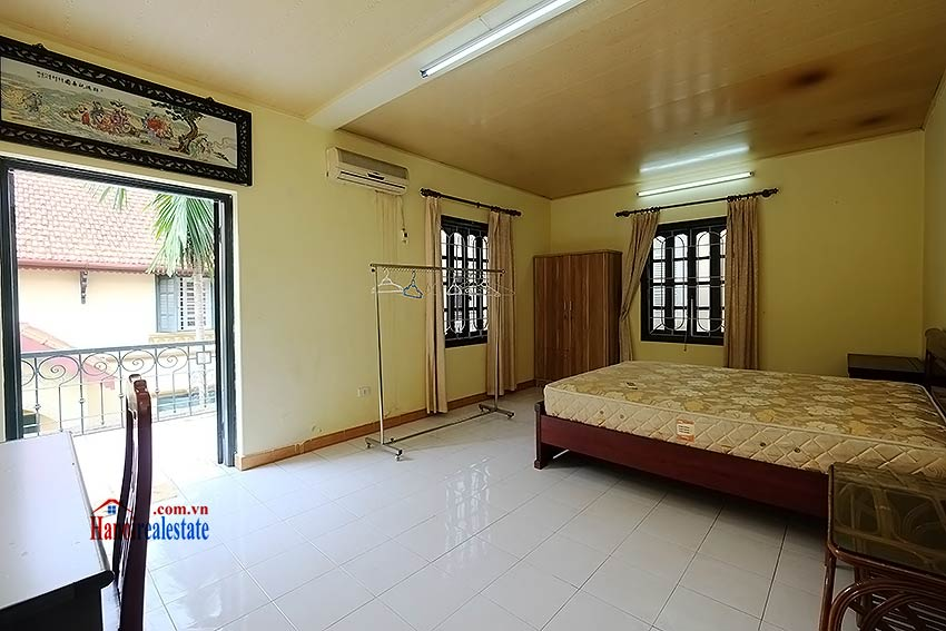 Furnished 4-bedroom house to lease in Tay Ho-Westlake, Hanoi 14