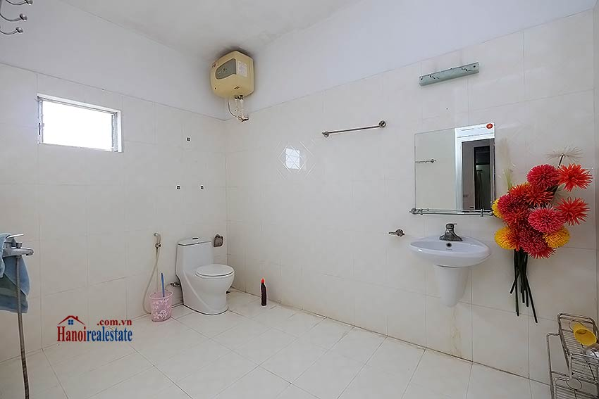 Furnished 4-bedroom house to lease in Tay Ho-Westlake, Hanoi 16