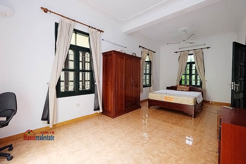 Furnished 4-bedroom house to lease in Tay Ho-Westlake, Hanoi 8