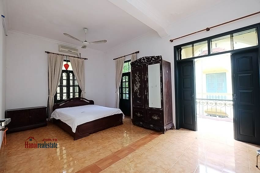 Furnished 4-bedroom house to lease in Tay Ho-Westlake, Hanoi 9
