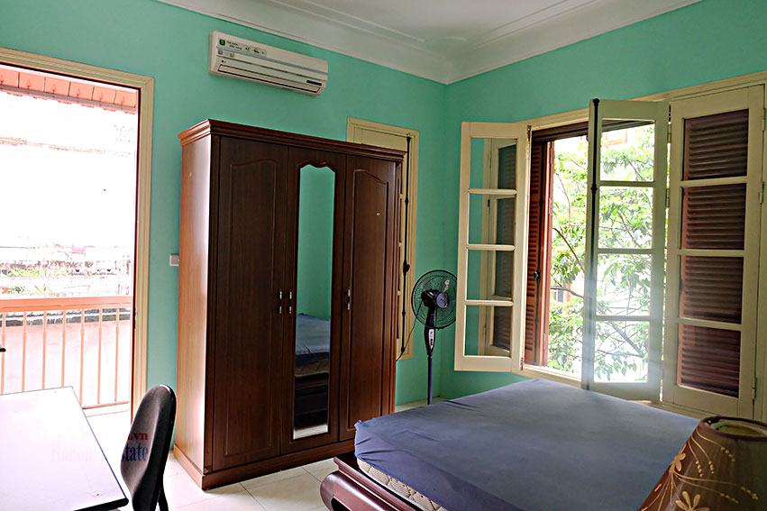 Furnished 5-bedroom house for rent in Yen Phu village, Tay Ho 11