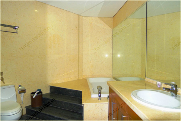 Furnished Apartment at Royal City Hanoi, 196m2, 3 bedrooms 12