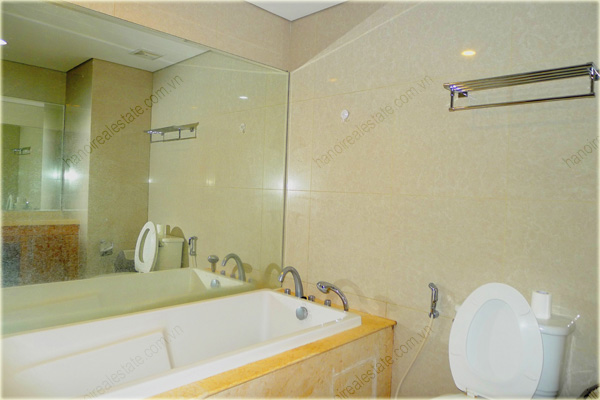 Furnished Apartment at Royal City Hanoi, 196m2, 3 bedrooms 17