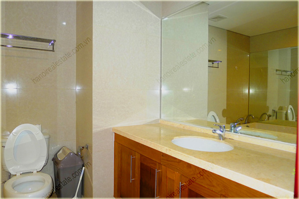Furnished Apartment at Royal City Hanoi, 196m2, 3 bedrooms 18