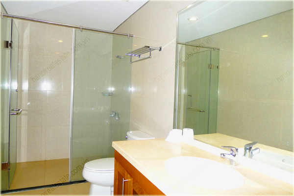 Furnished Apartment at Royal City Hanoi, 196m2, 3 bedrooms 20