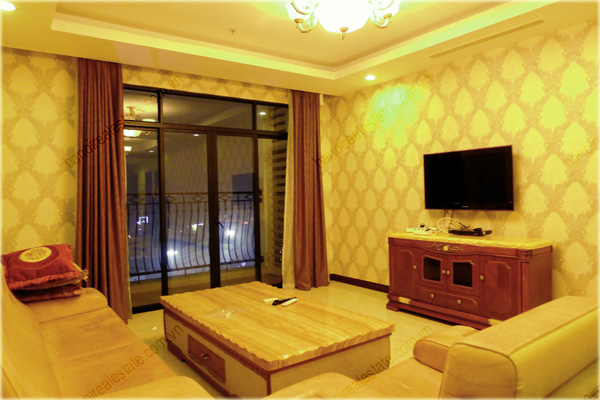 Furnished Apartment at Royal City Hanoi, 196m2, 3 bedrooms 3