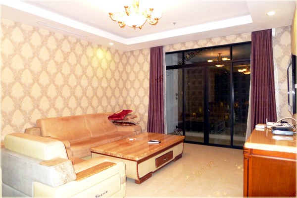 Furnished Apartment at Royal City Hanoi, 196m2, 3 bedrooms 4