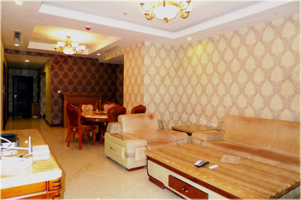 Furnished Apartment at Royal City Hanoi, 196m2, 3 bedrooms 6