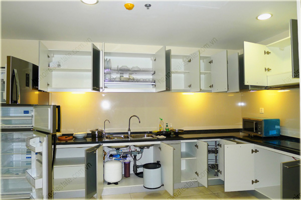 Furnished Apartment at Royal City Hanoi, 196m2, 3 bedrooms 7