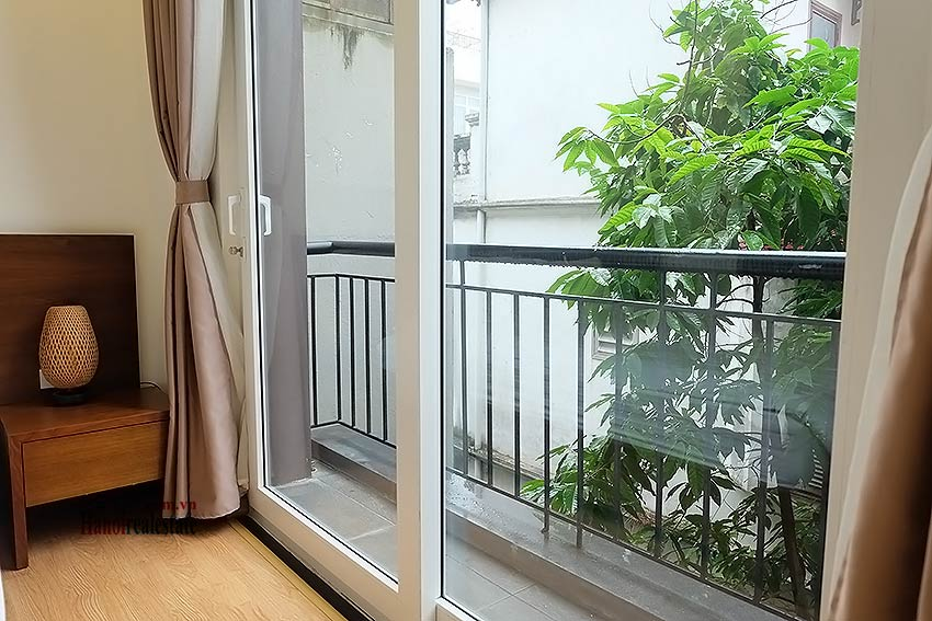 Garden apartment 03BR in Tay Ho (Westlake) 13