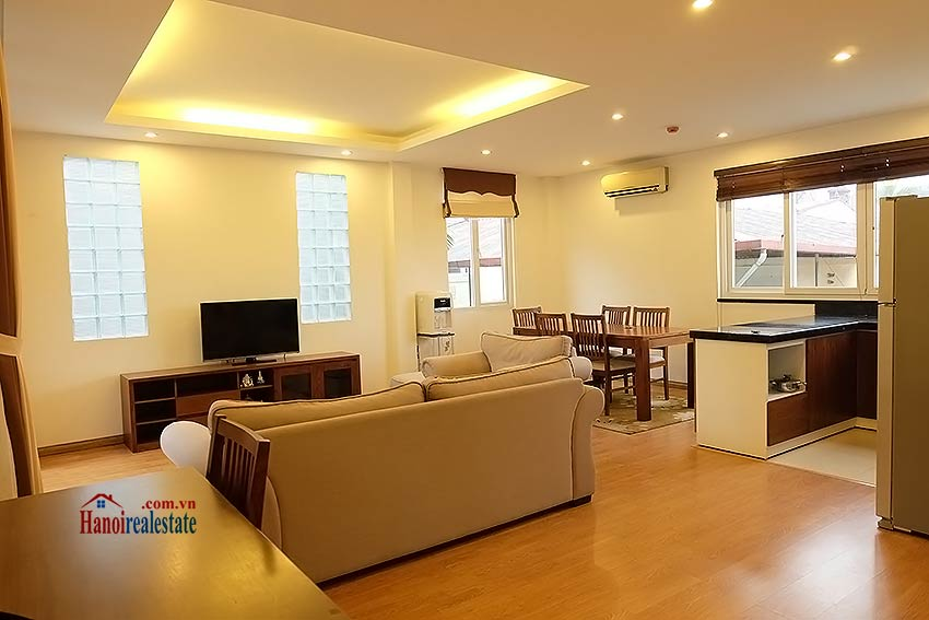Garden apartment 03BR in Tay Ho (Westlake) 2