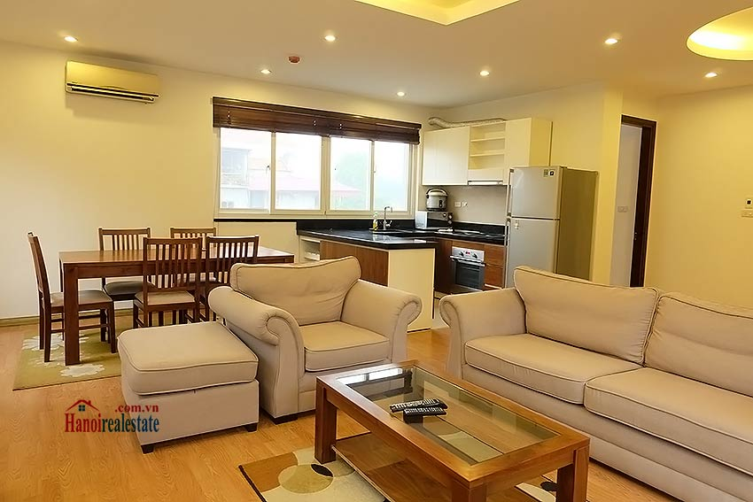 Garden apartment 03BR in Tay Ho (Westlake) 5