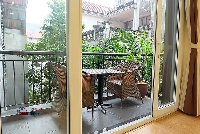 Garden apartment 03BR in Tay Ho (Westlake) 6