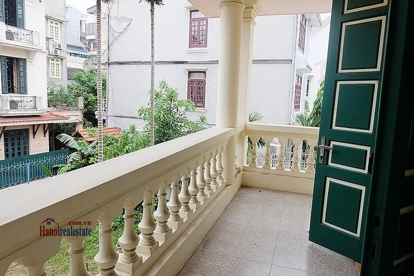 Garden furnished 03 bedroom house to rent in Tay Ho, Hanoi 10