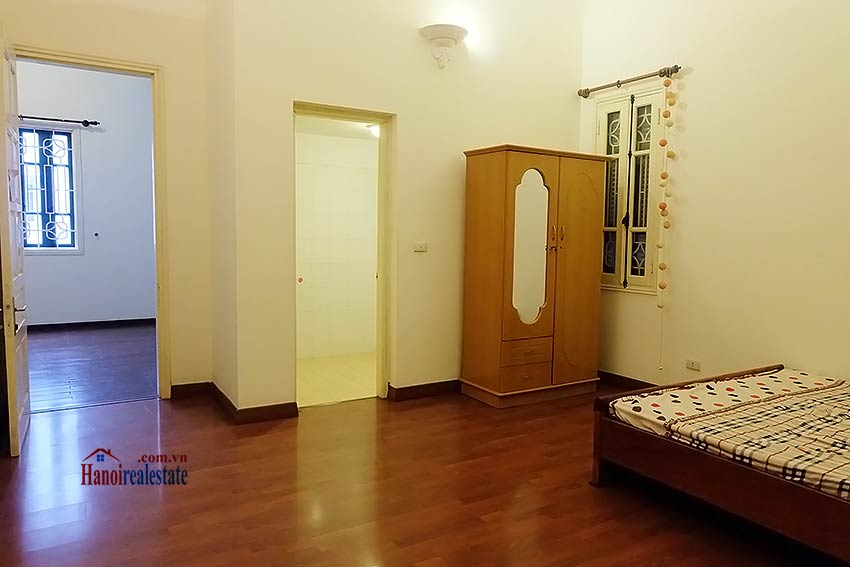 Garden furnished 03 bedroom house to rent in Tay Ho, Hanoi 13