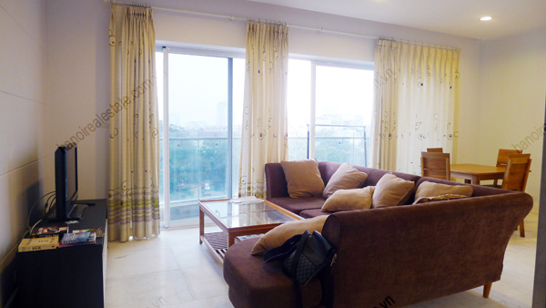 Golden West Lake: 1 bed room apartment has a 68m2 living area for rent in E tower