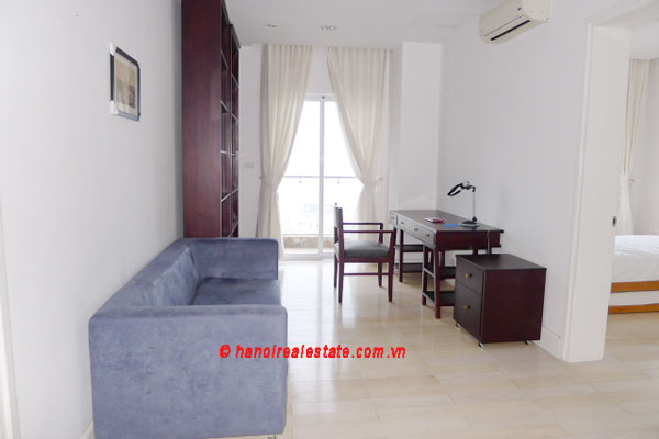 Golden West Lake Hanoi | Duplex Apartment has 250 m2 living area, large terrace for rent 6
