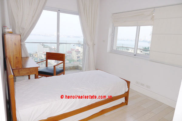 Golden West Lake Hanoi | Duplex Apartment has 250 m2 living area, large terrace for rent 8