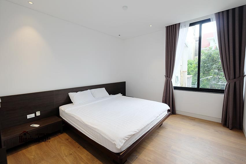 Good quality 1 bedroom apartment on To Ngoc Van for rent 7